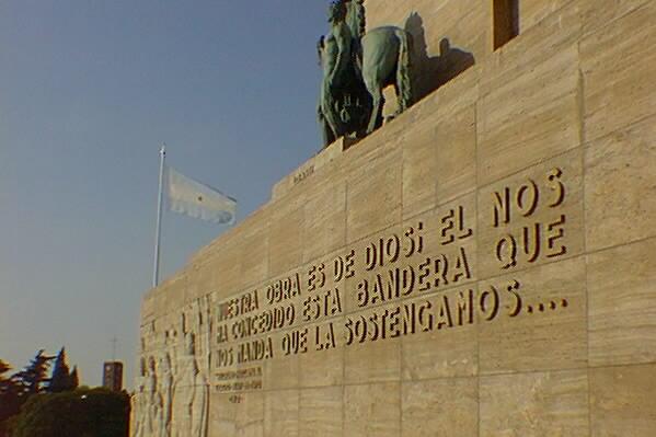 Monumento Nacional a la Bandera   Arquitectura   2. La Proa